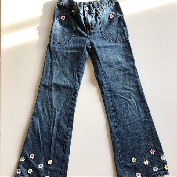 Gymboree Baby Girls Flared Jeans